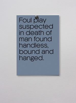 TT Postcards Set01 Foul play suspected 680x927px